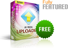 AV Media Uploader 1.0