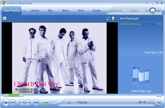 Figure 9: Result of video karaoke