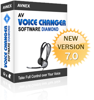 AVS Voice Changer Diamond