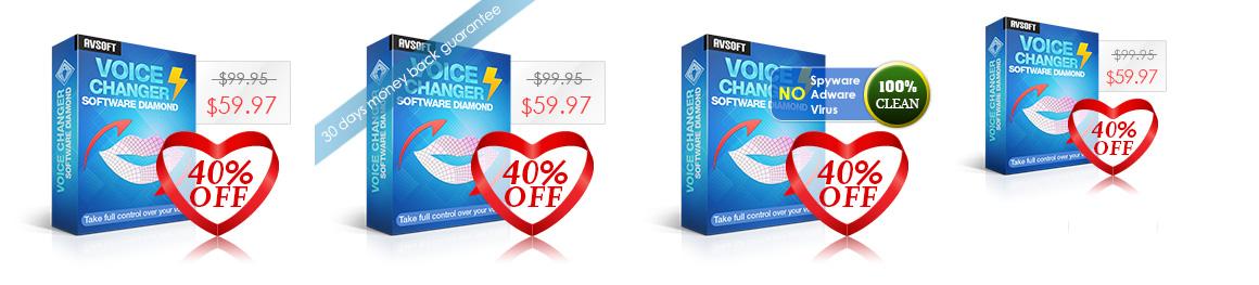AV Voice Changer Software 9.0 Diamond - The voice over maker and home recording studio
