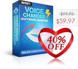 Voice Changer Software Diamond 9.0