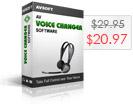 AV Voice Changer Software 7.0