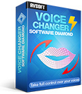 Voice Changer Software DIAMOND 8.0