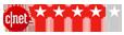 CNET 4 stars vote for AV Voice Changer Software