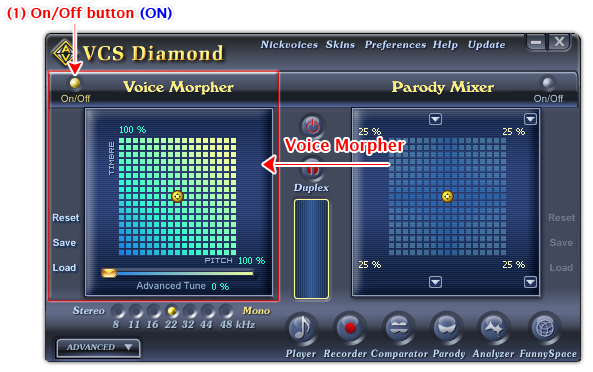 Voice changer software diamond 7.0 скачать, voice changer торрент. Voi