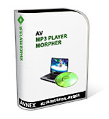 AV MP3 Player Morpher