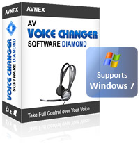 Voice Over Maker - AV Voice Changer Software Diamond