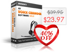 Voice Changer Software Gold 7.0