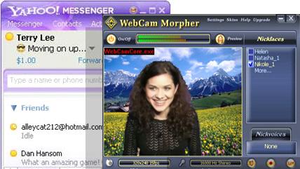 cam morpher