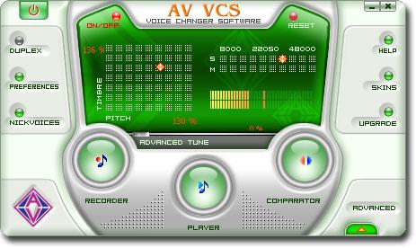 AV Voice Changer Software 7.0.68